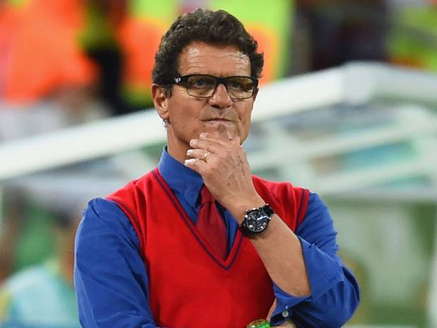 Fabio Capello - Russia thinking