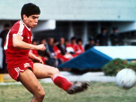 Maradona - Argentinos Juniors