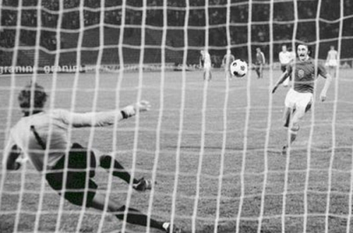 Panenka against West Germany