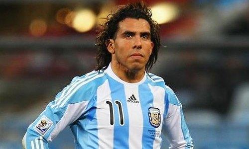Tevez - Argentina