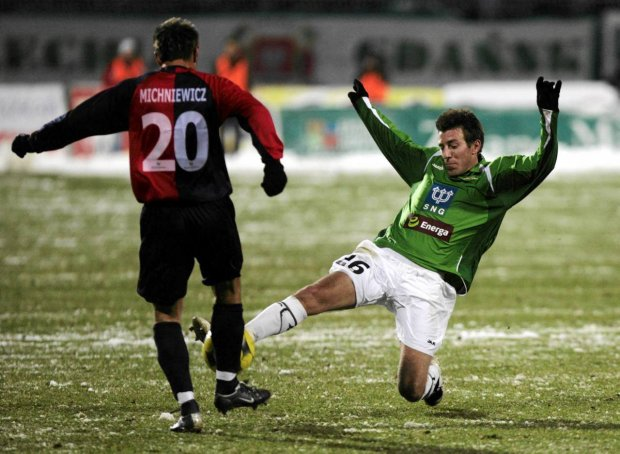 Ben Starosta - Legia Gdansk