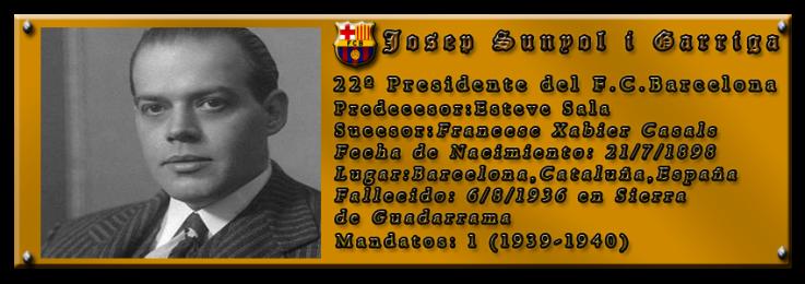 Memorial plaque to Sunyol