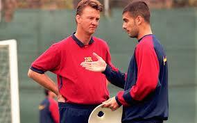 Received wisdom? Van Gaal and Guardiola
