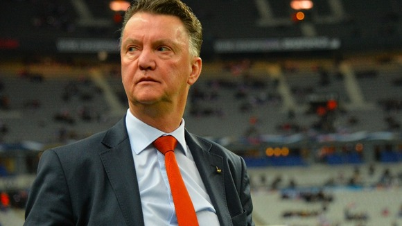 Louis van Gaal - 3-52 by design or necessity?