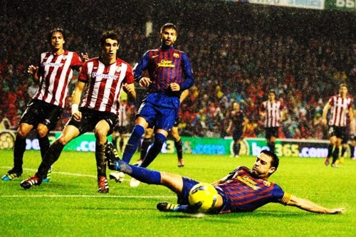 Athletic Club v FC Barcelona