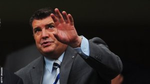Ron Gourlay will soon be waving goodbye to Chelsea