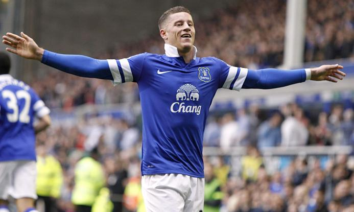 Ross Barkley - fundamental to Everton's future