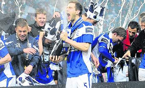 Birmingham City's triumph at Wembley has been the zenith of Johnson's career.