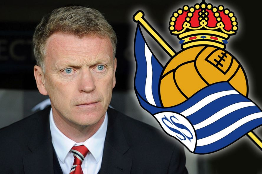 Moyes is to take over at the Estadio Anoeta.