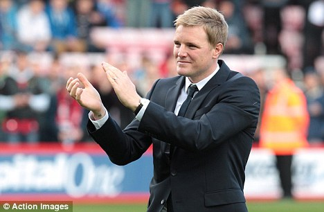 Can Bournemouth's young manager take his club all the way to the Premier League?