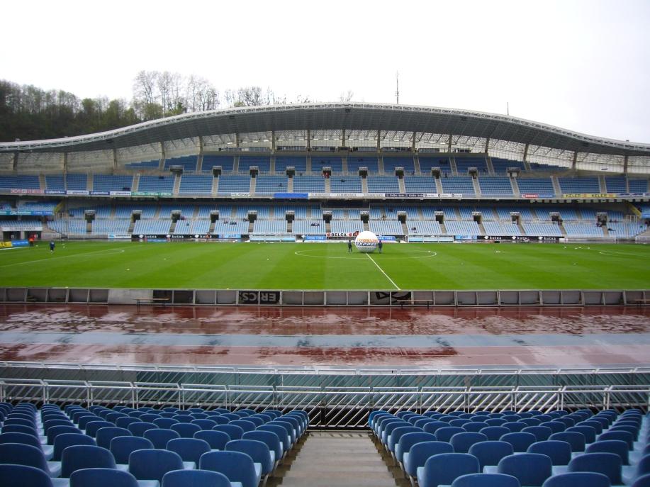 David moyes' new home stadium