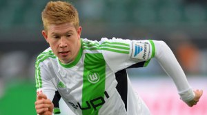 de Bruyne is carving a growing reputation for himself with Wolfsburg.