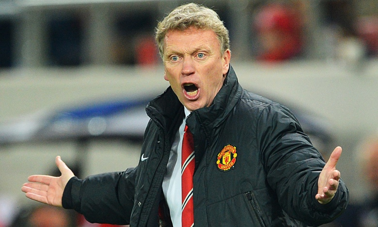 Was Moyes Ferguson's chosen one?