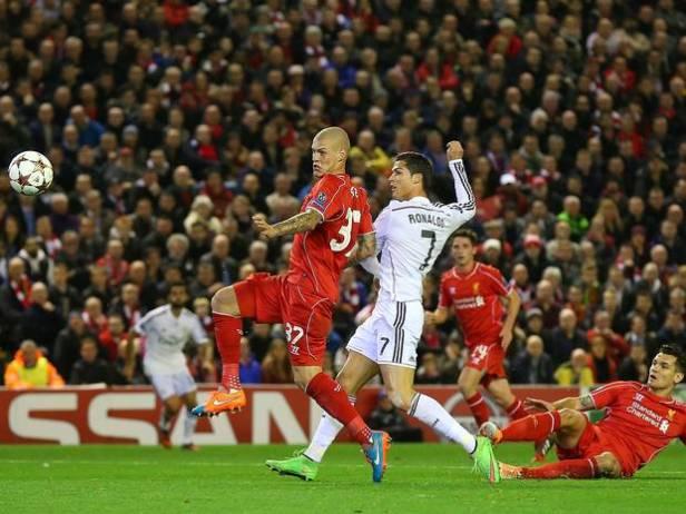 Ronaldo and Real Madrid cruelly exposed Liverpool's defensive deficiencies.