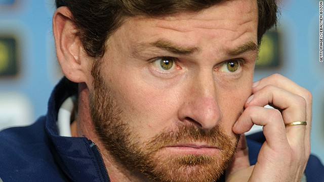 Villas-Boas clearly feels he was treated less than fairly at Tottenham.