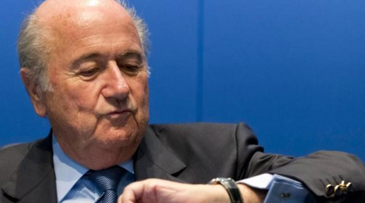 Is it time that Sepp Blatter took a lesson from history?