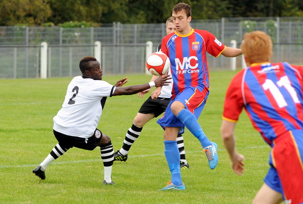 Hereford lost to Ibstock & Ellistown in the 1st qualifying round of this year's FA Cup.
