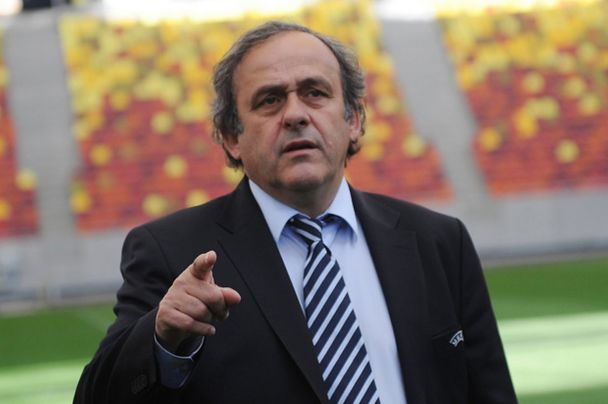 If Blatter is King John, could Michel Platini be Prince Louis of France?