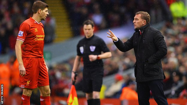 With Steven Gerrard leaving Anfield in the summer, Rodgers will be under pressure to prove he was right to let the talismanic captain leave Liverpool