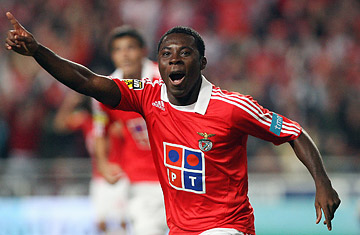 Althoguh a high-rofile move, Adu's time with Benfica was hardly a resounding success.