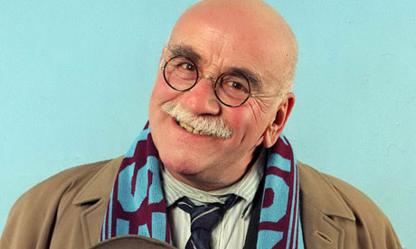 Philosopher, sage of the East End and West Ham fan, Alf Garnett