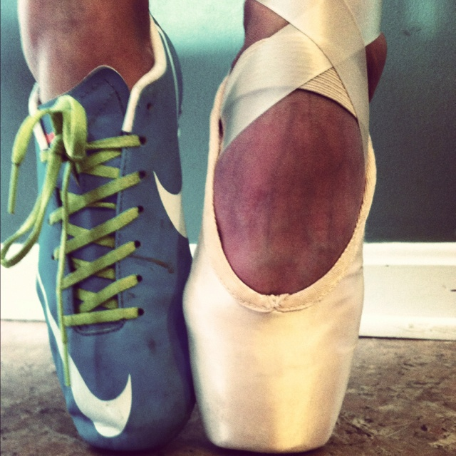 Football and the working man's ballet.