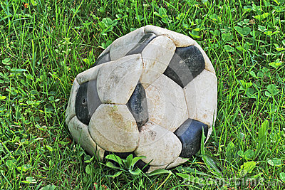 Image result for punctured football