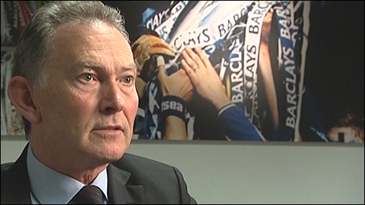 Froting up for the Premier League clubs has been a financially rewarding experience for Richard Scudamore