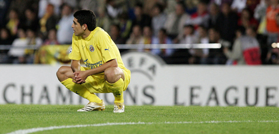 For Riquelme the journey needed to be beautiful, not merely functional.