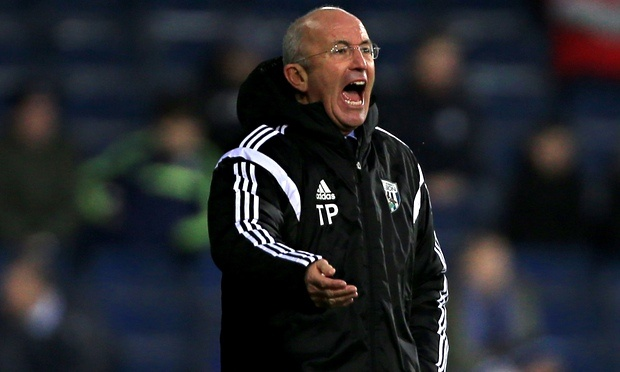 Pulis has quickly turned around fortunes at The Hawthorns.
