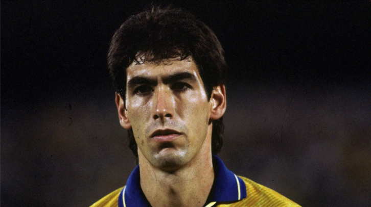 Andres escobar - Colombia's 'El Caballero del Futbol' (the Gentleman of Football)