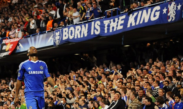 Of course there will be other heroes of Stamford Bridge. There will only ever be one 'king' though.