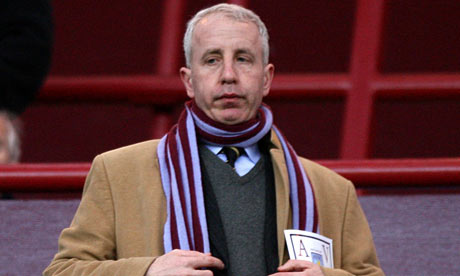 Lerner was apparently a fan of Aston Villa before he purchased the club.