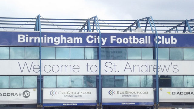 Being the second city's second team is no fun for Birmingham City fans.