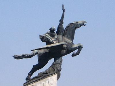 Chollimo - the winged-horse inspiration of the North Koreans.