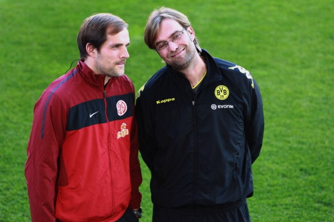 Tuchel exceeded Klopp's achievements at Mainz. Can he do the same at Dortmund?