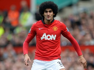 As his second season at the club is drawing to a close, Manchter United, now seem to have worked out how to make Marouane Fellaini a star.