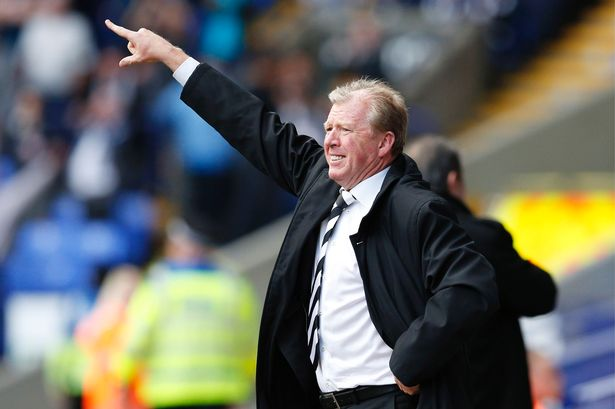 If Derby County misso ut on promotion this season, will McClaren be pointing the way out of the iPro and up to St James Park?
