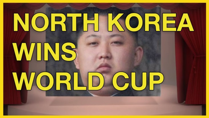 The year that North Korea won the World Cup. Well, maybe not.