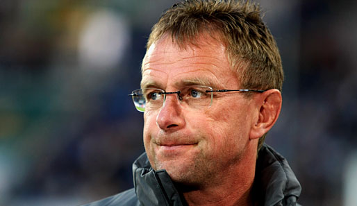 innovative German coach Ralf Rangnick was Tuchel's coach, and saw something in the defender that told him there was a talent to be nurtured.