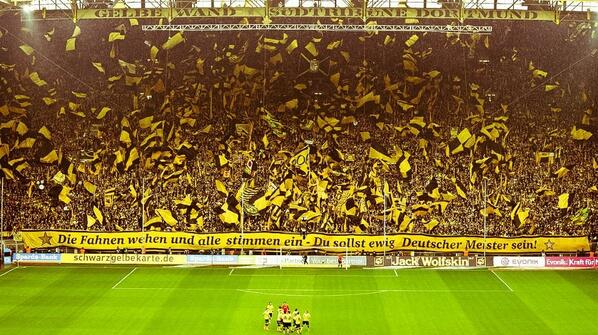 Yellow-Wall