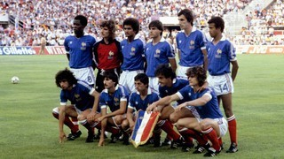 The French team of 1982 - The Dead poets Societe.