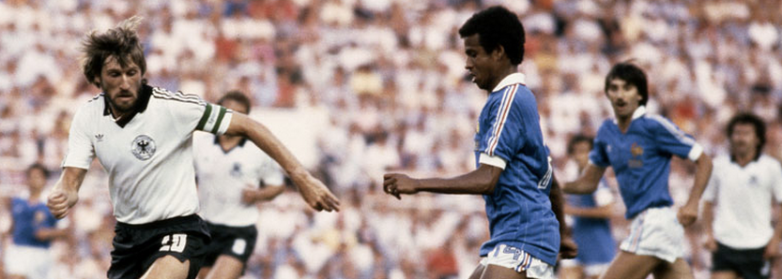 The 1982 World Cup semi-final between France and West Germany was one of the most talked about games of all time.