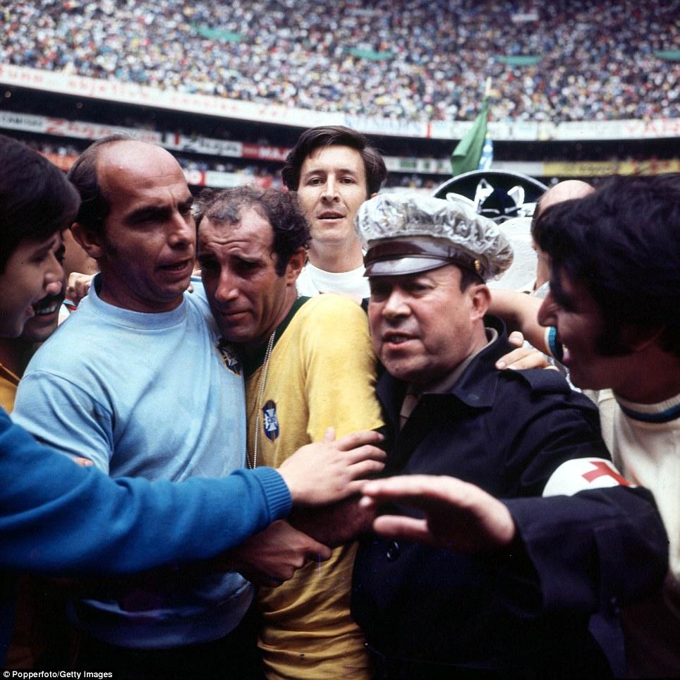 Gérson De Oliveira Nunes pertaining to gérson de oliveira nunes, the 'brain' of brazil's 1970 world cup